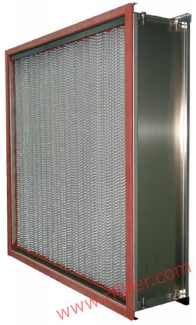 耐250度高温高效空气过滤器