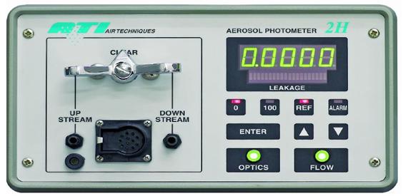 高效过滤器检测仪表