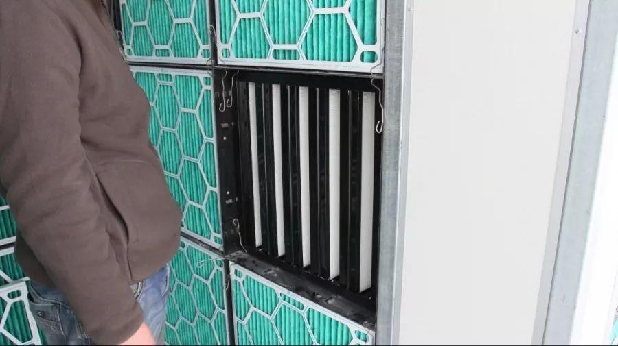 佰伦空气过滤器系统在养猪场是如何应用和分类的?