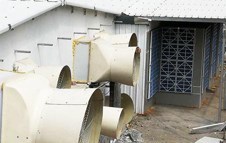 养殖防疫型空气过滤器|养猪场初中高效过滤器|养殖防疫过滤器